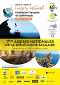 Assises nationales de speleologie scolaire